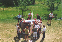 Seminare mit Outdoor-Development